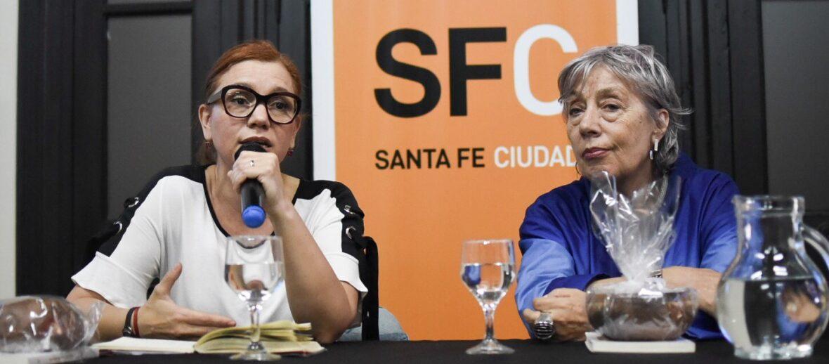 «Mujeres y Política» en la ciudad de Santa Fe